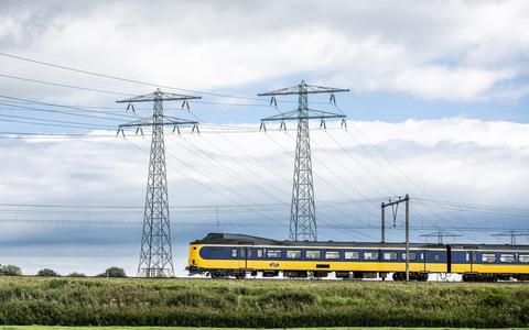 'De aanleg van de Lelylijn vereist een industriebeleid dat voorrang geeft aan het Noorden.' FOTO HOGE NOORDEN/JACOB VAN ESSEN