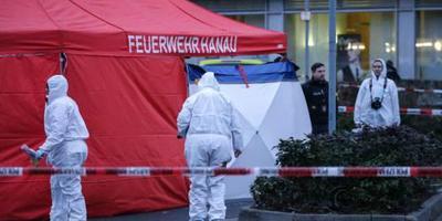 Vreemdelingenhaat was motief dader schietpartij Hanau.