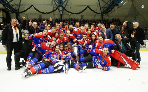 Flyers sluit BeNe-League af met nederlaag