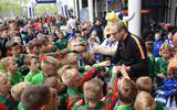 Friese clubs op de bres voor sponsors