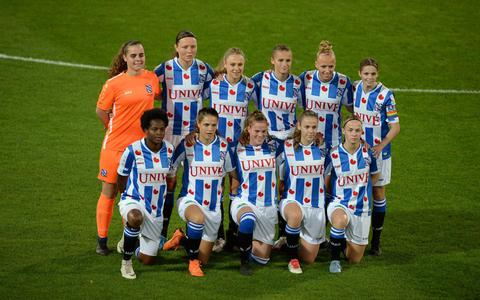 Vrouwenvoetbal SC Heerenveen gered: opluchting bij speelsters