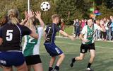 Vliegende start voor samenwerking korfbalclubs Quick '21 en V&V