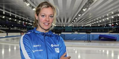 Yvonne Nauta, blikvanger van Gewest Fryslânil