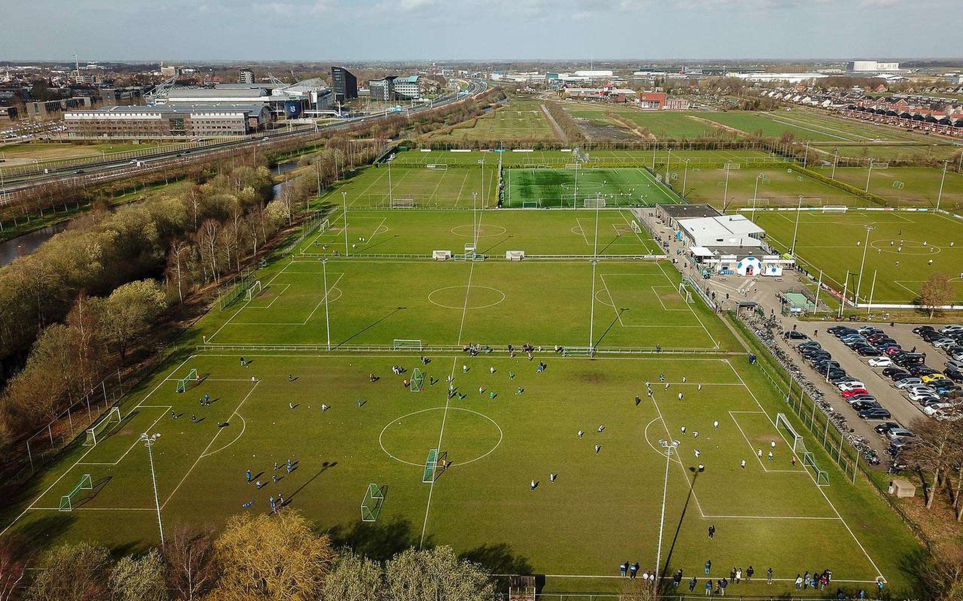 SC Cambuur wins reserve derby at Skoatterwâld sports activities park 0-4 from SC Heerenveen