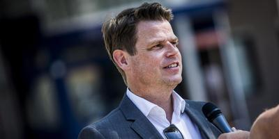 Luuc Eisenga: lof over zijn eerste maanden bij SC Heerenveen, maar inmiddels bekritiseerd als algemeen directeur.