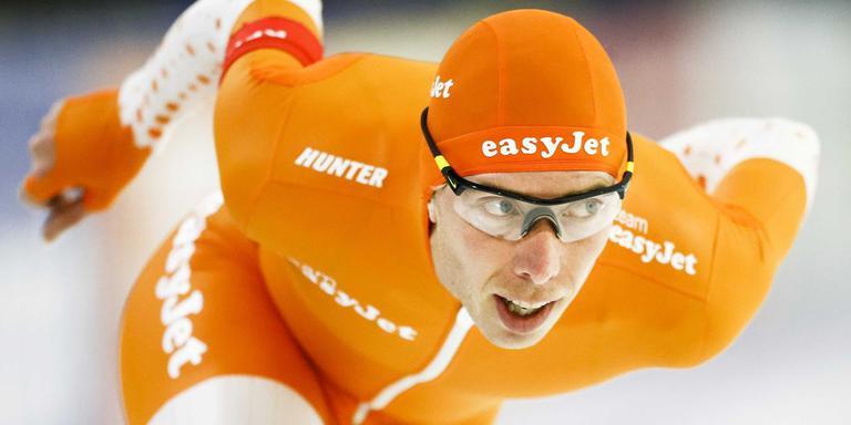 Jorrit Bergsma eindigde als tweede op de 5000 meter, maar voelt vooral dat de vorm groeit.