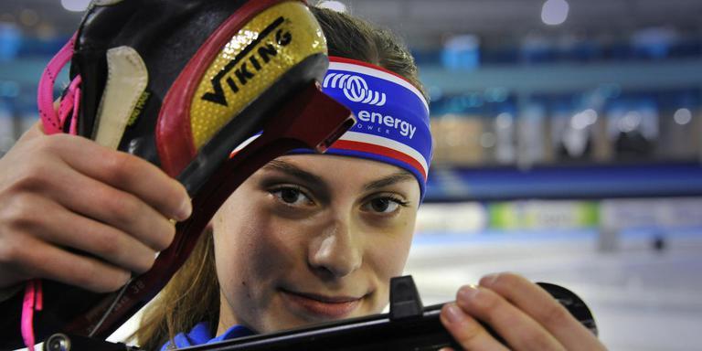 Chris De Kok Citat : Femke Kok droomt van prijzen winnen in vol Thialf  Sport  LCnl