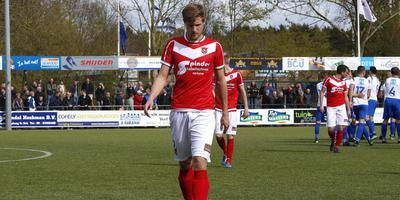 Jorco van Hezel in het seizoen 2015-2016. FOTO HENK JAN DIJKS
