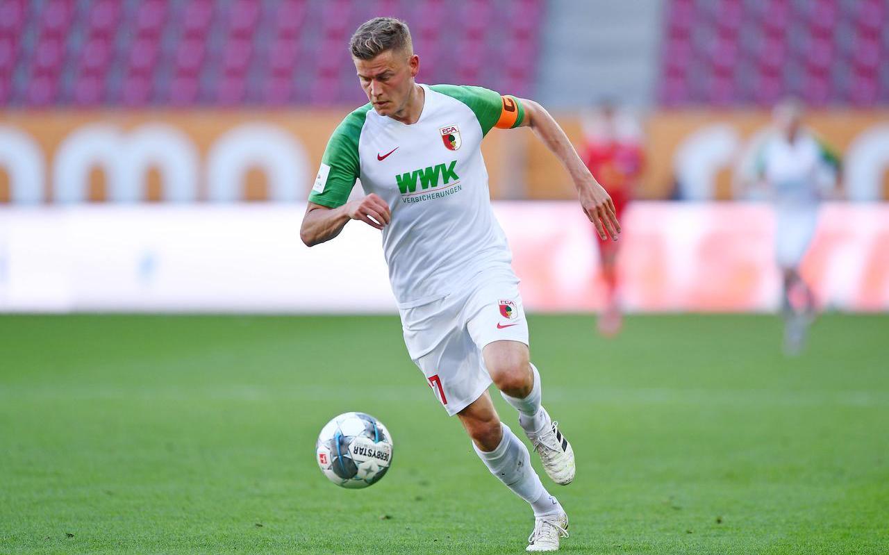 Alfred Finnbogason heeft zijn contract verlengd tot 2022.