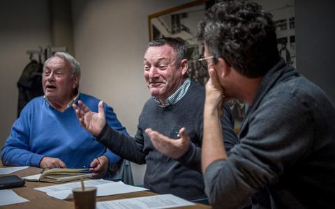 Ron Jans heeft selectie Noord-Nederland na 22 telefoontjes rond: Dag, je spreekt met de bondscoach