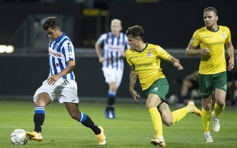SC Heerenveen-trainer Johnny Jansen: 'We moeten wel realistisch blijven'