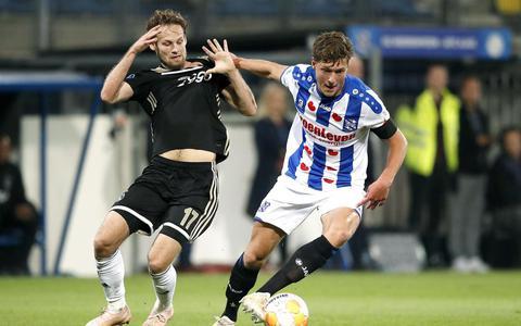 Hoe huurovereenkomsten zorgen voor 'bonusgeld' in de clubkas van SC Heerenveen