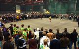 Van het Diamanttoernooi tot het Open Fries kampioenschap: voetballers duiken massaal de zaal in