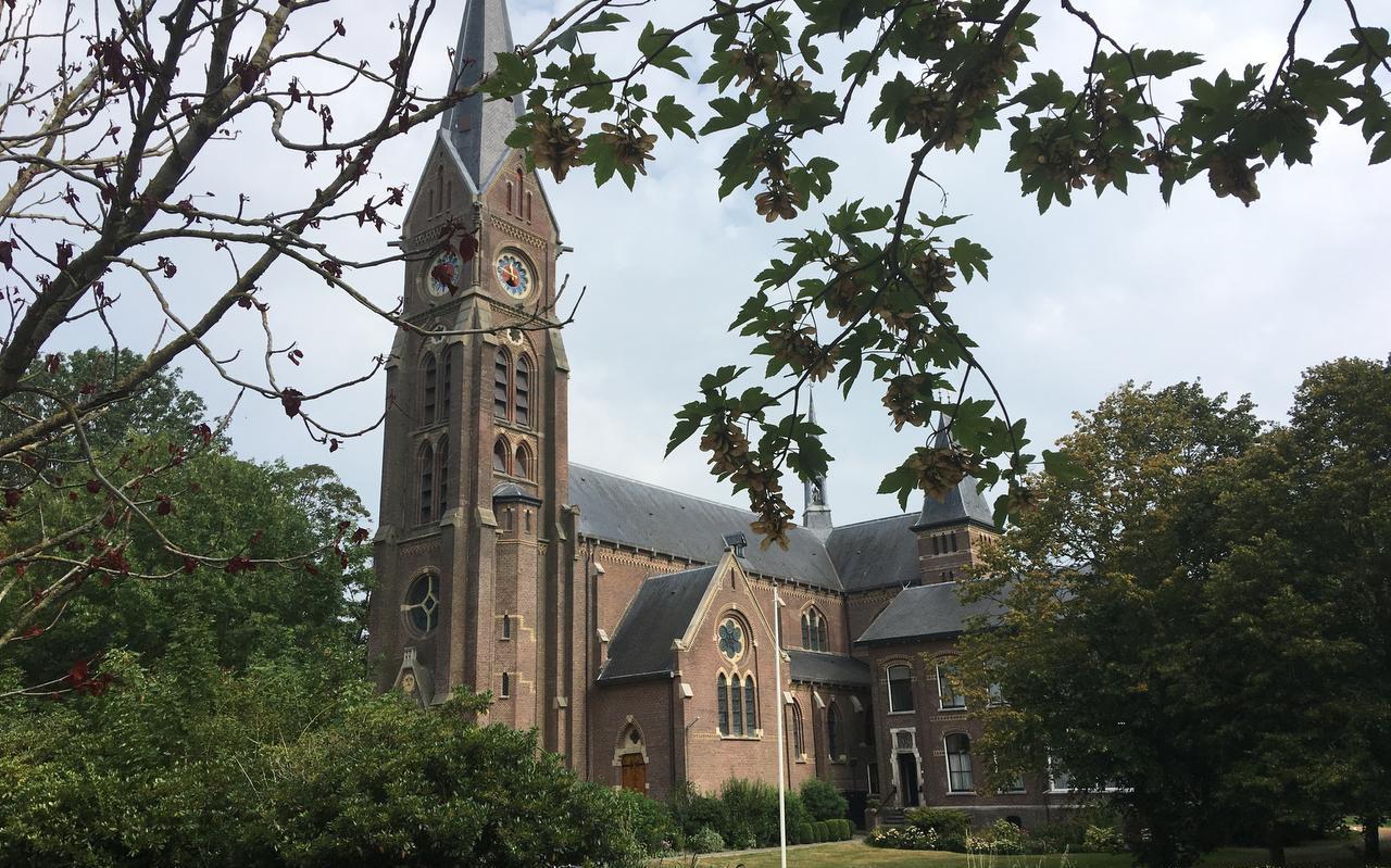 Blauwhuis - De Sint Vituskerk.