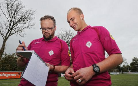 Scheidsrechters in het amateurvoetbal: 'Ik fluit omdat ik het altijd beter wist'