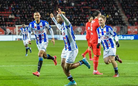 Heeft Johnny Jansen bij SC Heerenveen zijn ideale aanvalstrio gevonden?