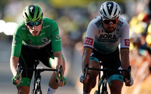 Tour de France 2020 is er een van machtsovernames