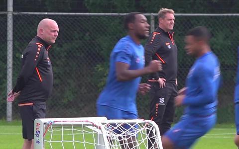 SC Heerenveen: Tibor Halilovic vraagteken, Anthony Musaba voor het eerst bij de selectie tegen Fortuna Sittard