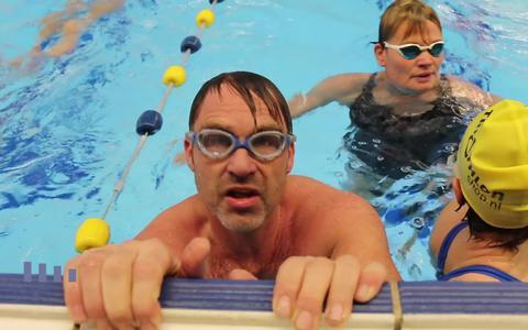 Stefan van der Pal traint 60 uren in 5 dagen tijd (en gaat kerstnacht door)