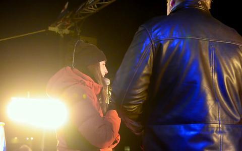 Video: Huldiging Suzanne Schulting in de plaats waar het allemaal begon