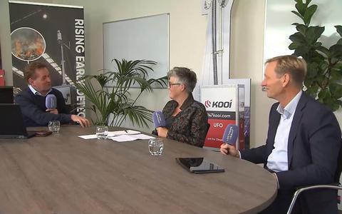 LC Live met ondernemers over de Miljoenennota