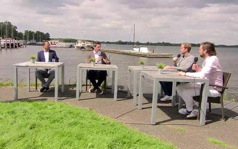 Kijk naar Zomer Live: Corona verpestte het seizoen van FC Groningen en Harkemase Boys, maar clubtrouw en saamhorigheid hielden de clubs overeind. Aldus voorzitters Wouter Gudde en Sippe Heeringa