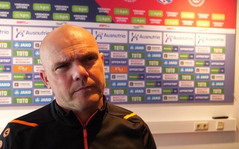 Johnny Jansen over de griepgolf bij SC Heerenveen en het uitduel met FC Utrecht