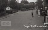 Dorpsfim Donkerbroek 1954.