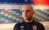 SC Heerenveen-trainer Johnny Jansen.
