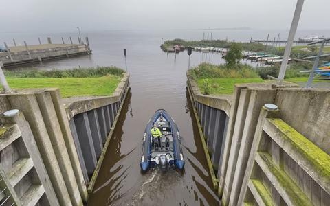 Lichaam aangetroffen in Lauwersmeer