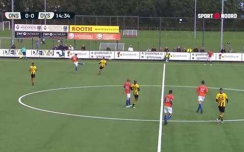Toch (een beetje) voetbal op zaterdag: bekijk hier de mooiste doelpunten van ONS