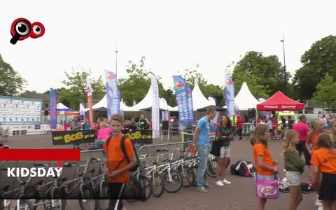 Dagjournaal Kiekes: Kidsday en Elfwegentochtparade