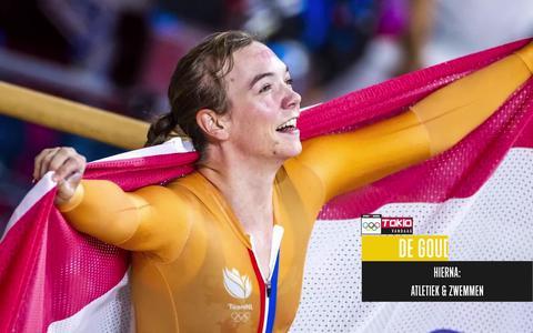Gouden dag in het verschiet op de Spelen in Tokio   Tokio Vandaag