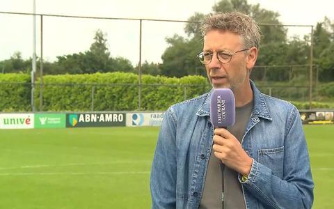 Kijk om 12.15 uur: Overleeft het amateurvoetbal de coronacrisis?  KNVB-directeur Jan Dirk van der Zee te gast bij LC Live