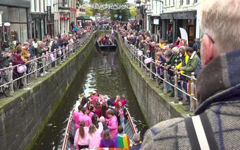 Terugkijken: Canal Parade tijdens Roze Zaterdag 2021