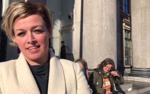 Jenny Douwes reageert op vonnis: 'Opgelucht, maar blijft een principekwestie'