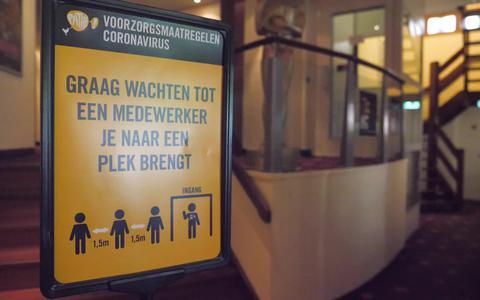 Leeuwarder Pathé-bioscopen klaar voor het nieuwe normaal: na 10 weken eindelijk weer open