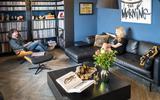 Binnenkijken: penthouse in Hard Rock Hotel-stijl